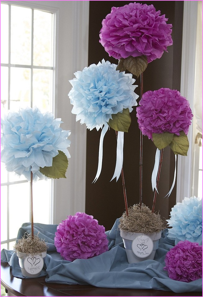 Wedding shower decoration ideas for How to decorate for a bridal shower at home