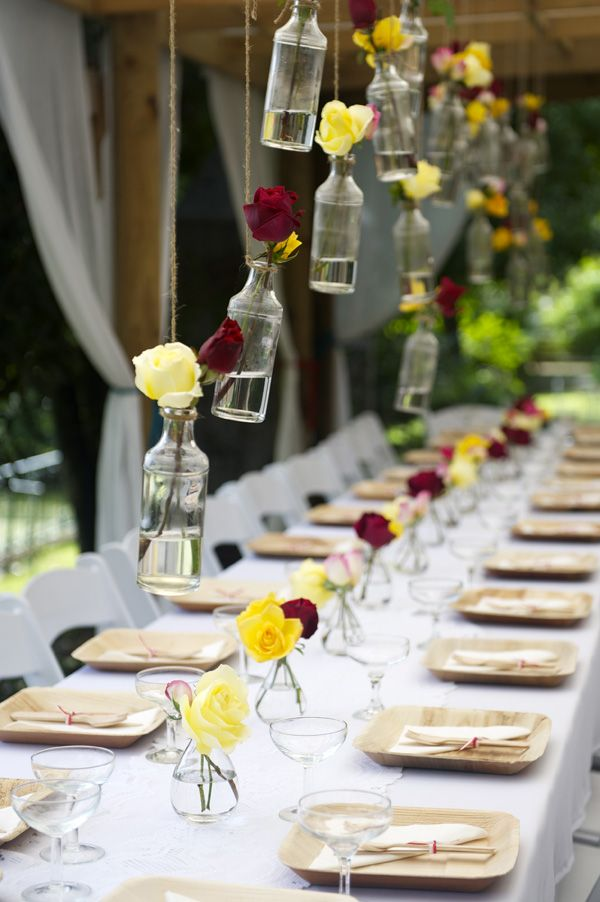 Stylishly Sustainable Disposable Dinnerware. Wedding Table Clothes And Brides On Emasscraft Org & Disposable Bamboo Plates Wedding