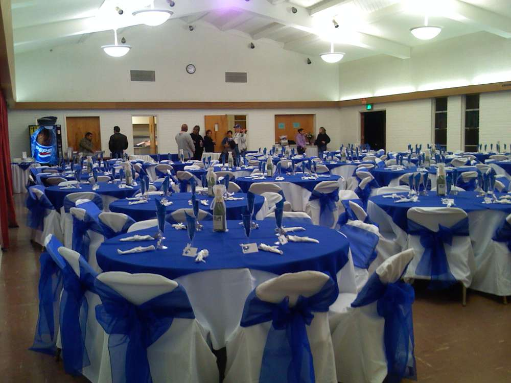 Royal Blue And White Decorations | New House Designs
