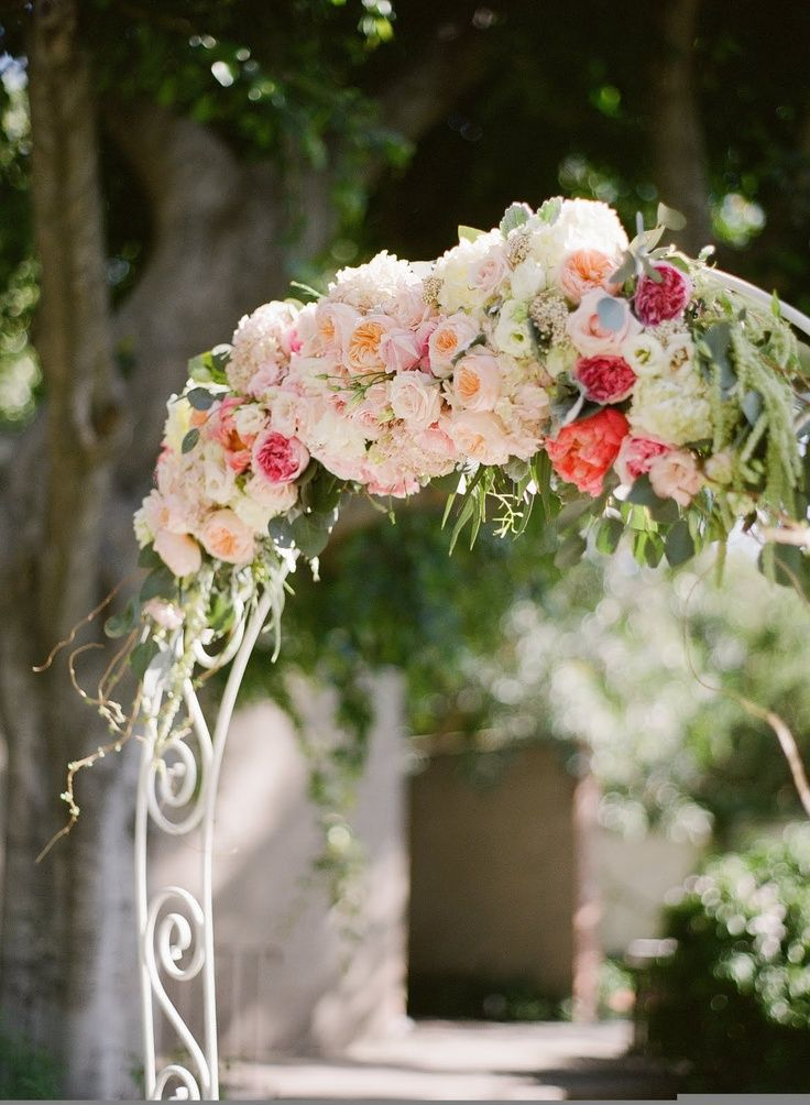 flowers for wedding arch wedding arch flowers 4269