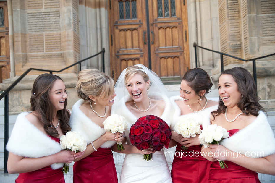 Contemporary Christmas Wedding Bridesmaid Dresses Picture Collection ...