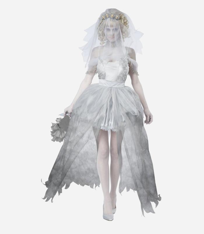 Zombie Wedding Dress