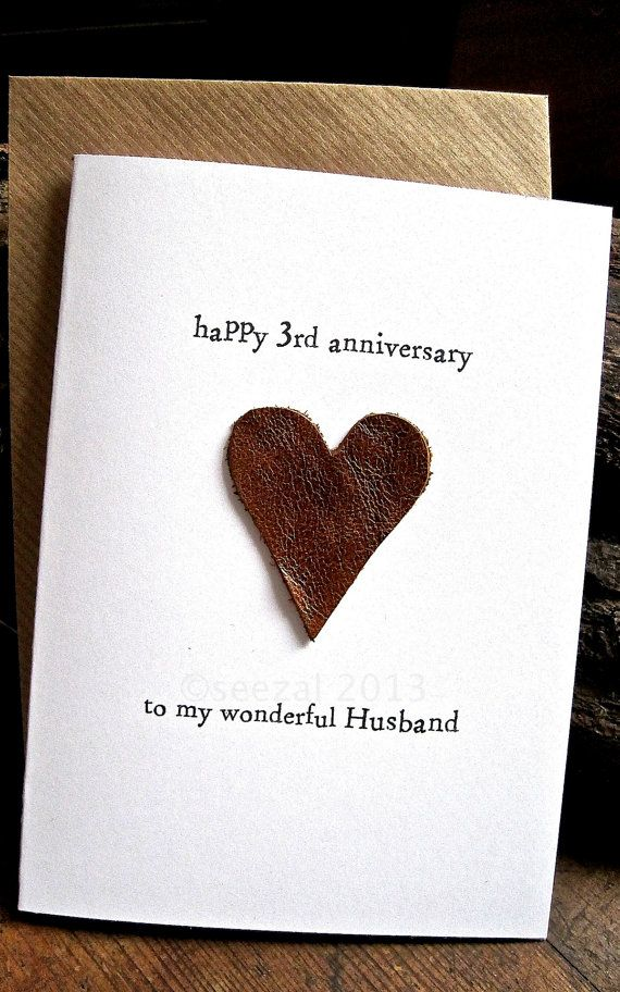 creative leather anniversary gifts for him