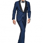 Blue Tuxedos For Weddings
