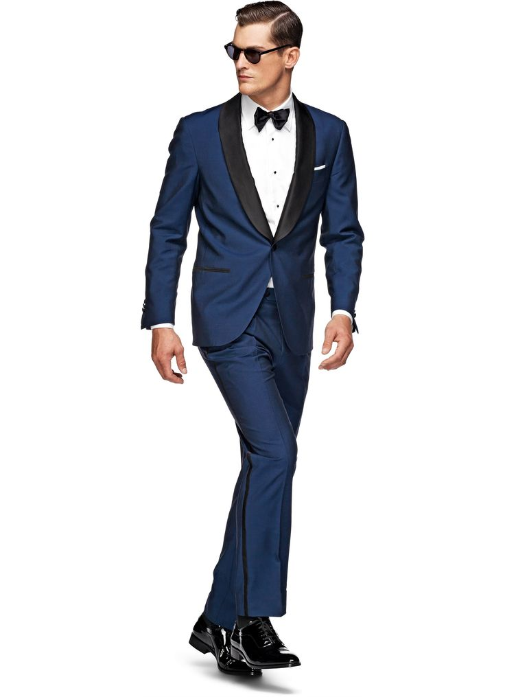 Attractive Blue Tuxedo For Wedding Festooning - Wedding Plan Ideas ...