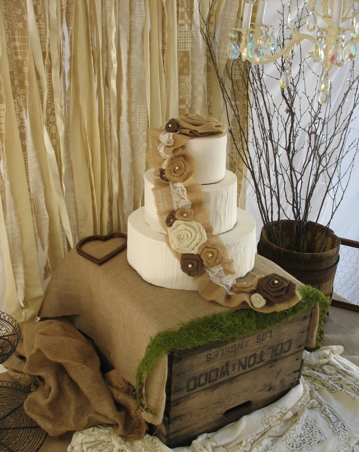 Rustic Wedding Cake Toppers Topper Ideas 1000 About Burlap On Emasscraft Org