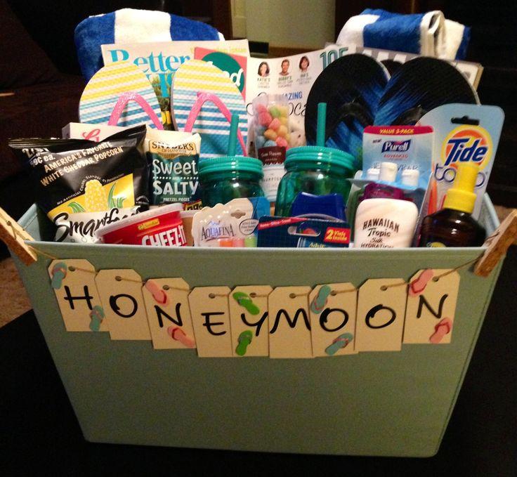 Wedding Night Gift Basket Ideas For Bride And Groom Lamoureph Blog