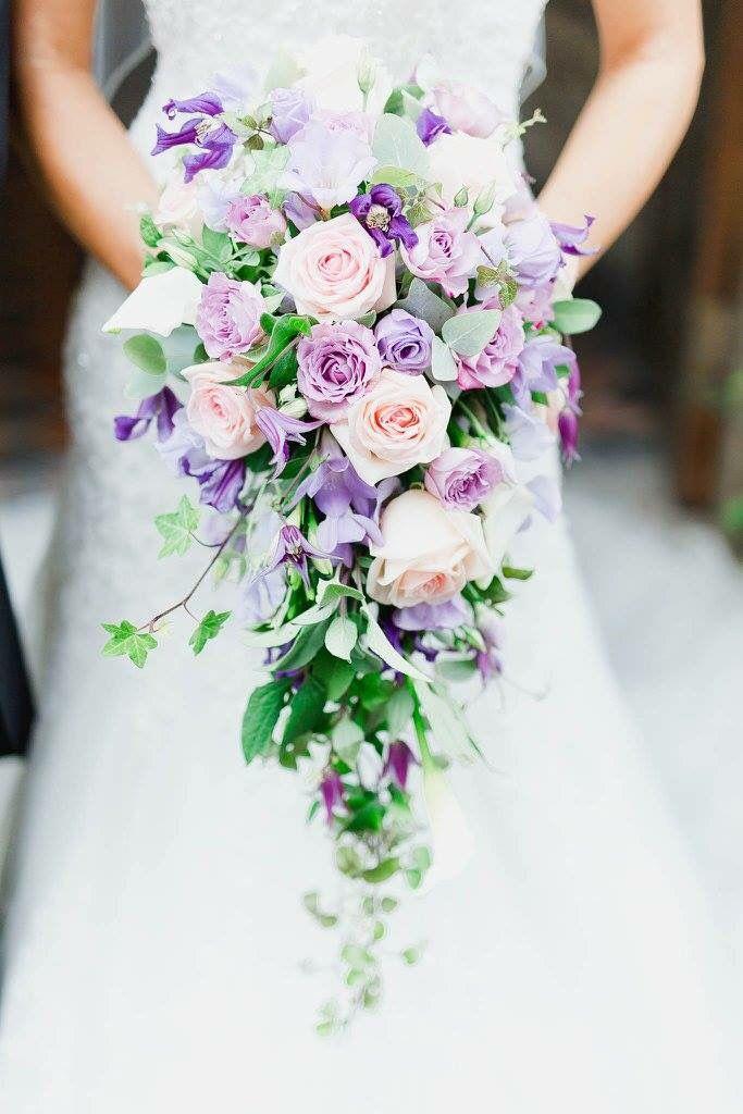 lilac wedding bouquet. Black Bedroom Furniture Sets. Home Design Ideas