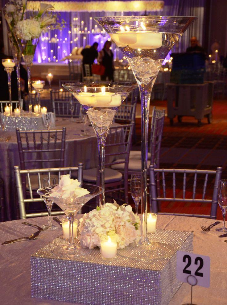 1000 Ideas About Martini Glass Centerpiece On Emasscraft Org