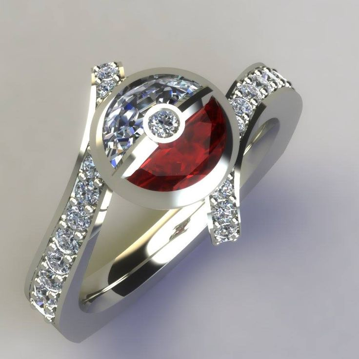 1000 ideas about nerd engagement ring on emasscraft org - Anime Wedding Rings