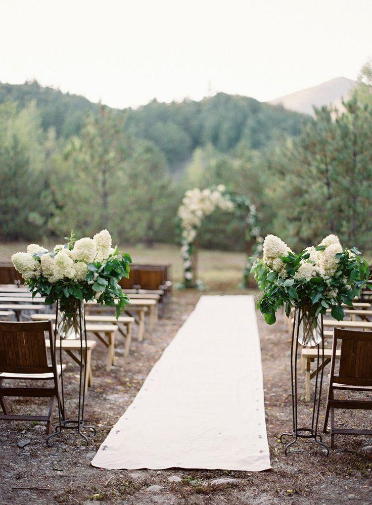 Outside wedding aisle 1000 ideas about outdoor wedding aisles on emasscraft org junglespirit Gallery