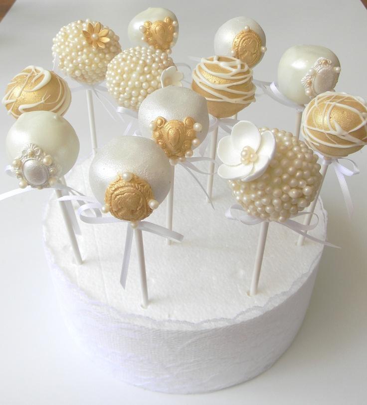 Pearl Wedding Decoration Ideas: Pearl Themed Wedding