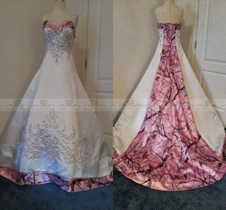 e6214211d492 Hot Pink Camo Wedding Dresses – Fashion dresses