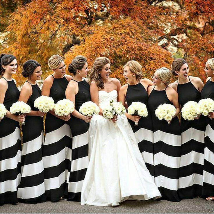 Black and white striped wedding dress wedding decor ideas black and white striped wedding dress mightylinksfo