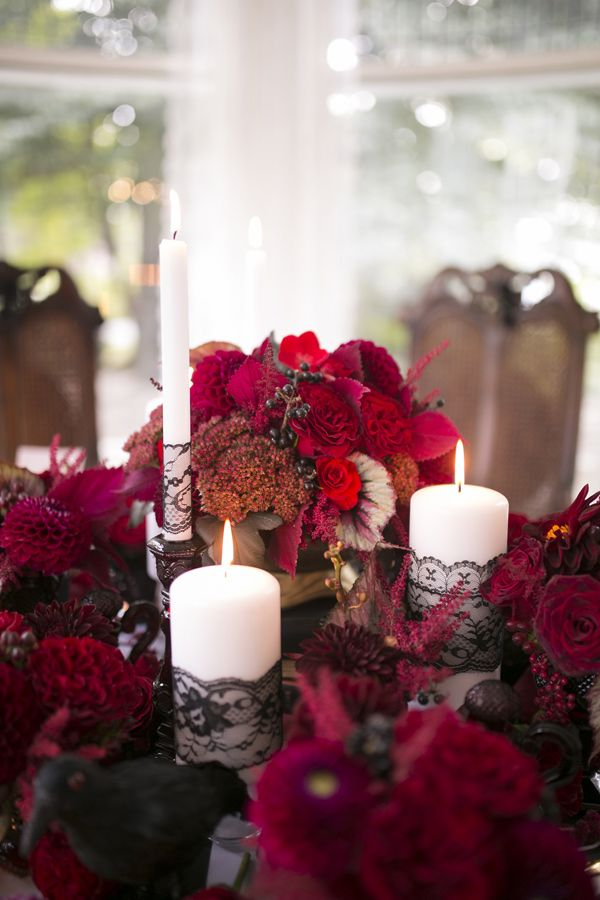 Gothic Wedding Ideas Wedding Decor Ideas