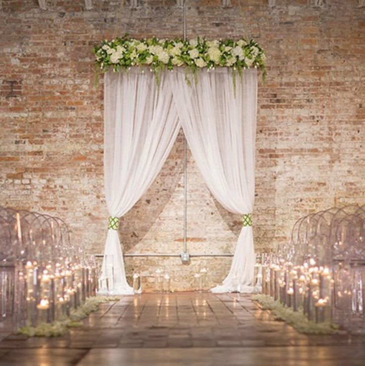 Wedding Backdrop Ideas: Wedding Photo Backdrop