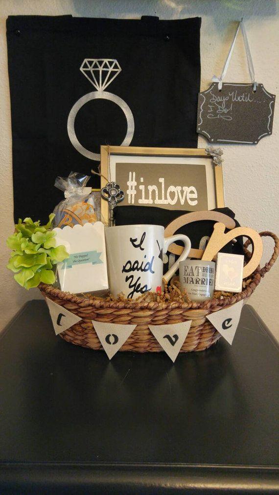 wedding basket ideas for bride and groom