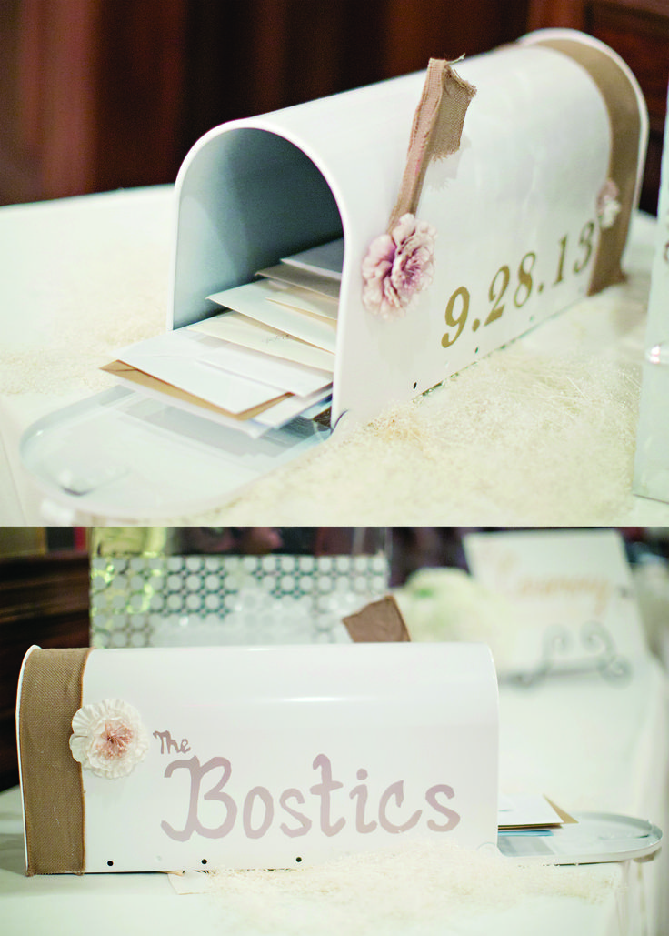 Wedding Letter Box Ideas | Midway Media