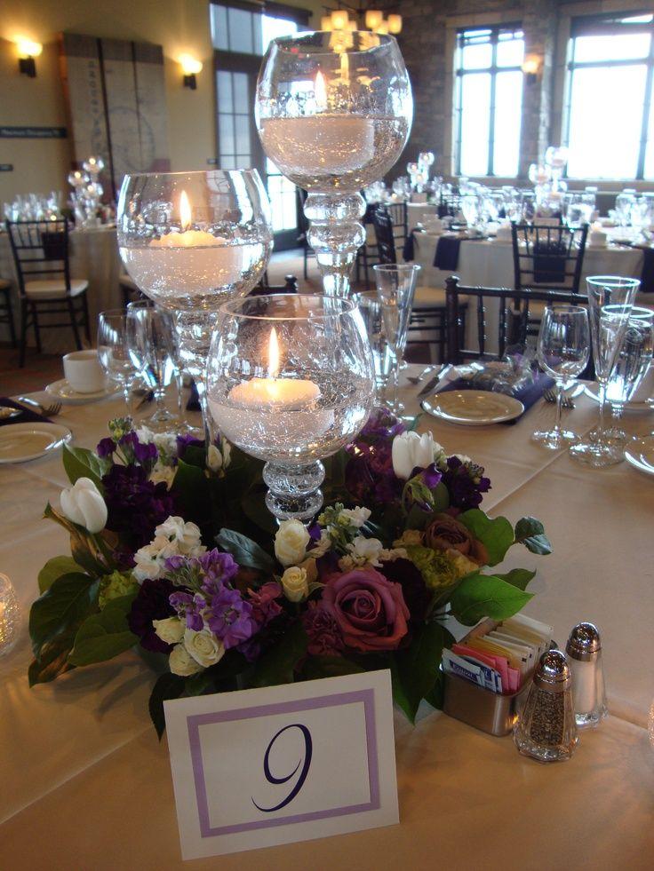 1000 Ideas About Wine Gl Centerpieces On Emcraft Org 35 Diy Wedding