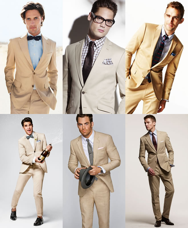 Summer Wedding Suit Ideas | Wedding Tips and Inspiration