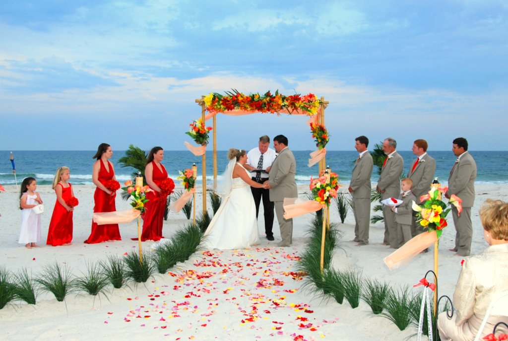 Wedding Pictures On The Beach Ideas