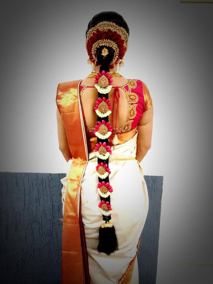 1000 Images About Bridal Hair Style Indian On Emasscraft Org