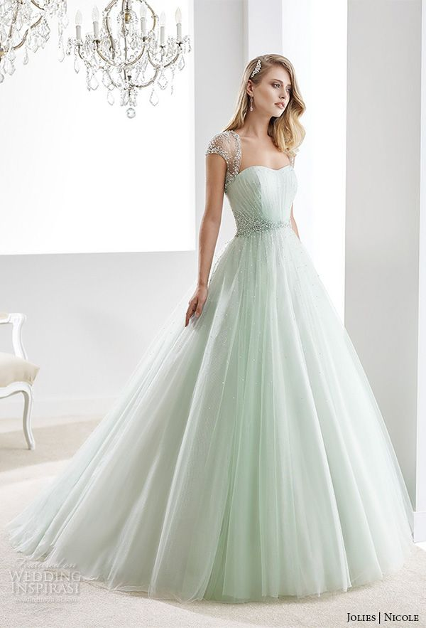 1000 Images About Colored Wedding Dresses Evening Gowns