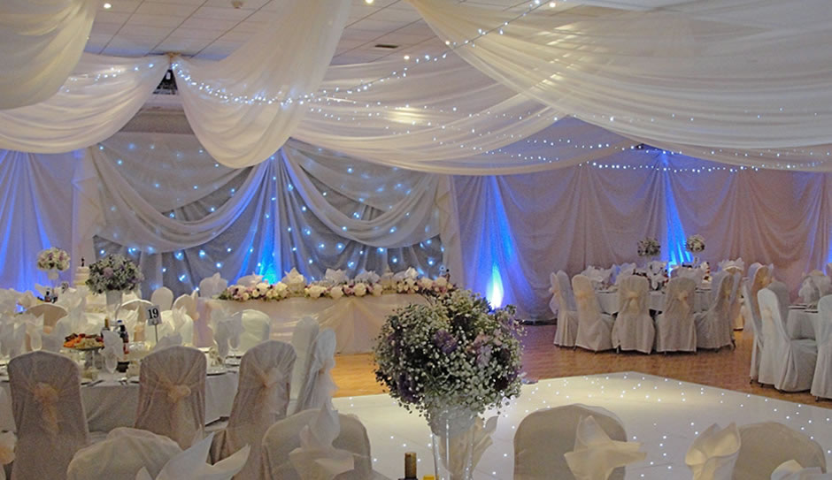 draping receptions pin for pinterest tent reception drapes wedding someday white blue