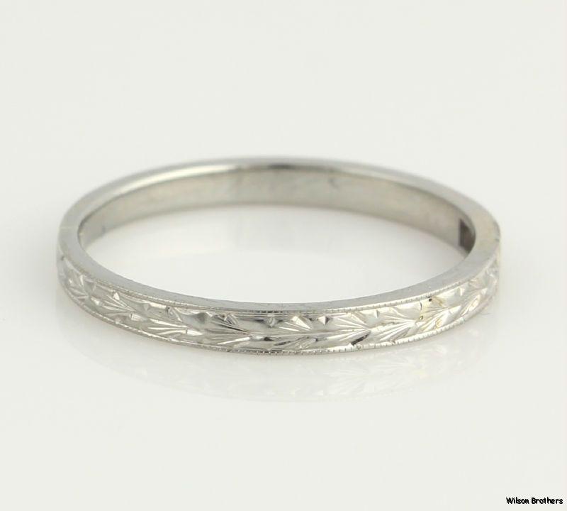 1000 Images About Engraved Wedding Bands On Emasscraft Org Vintage