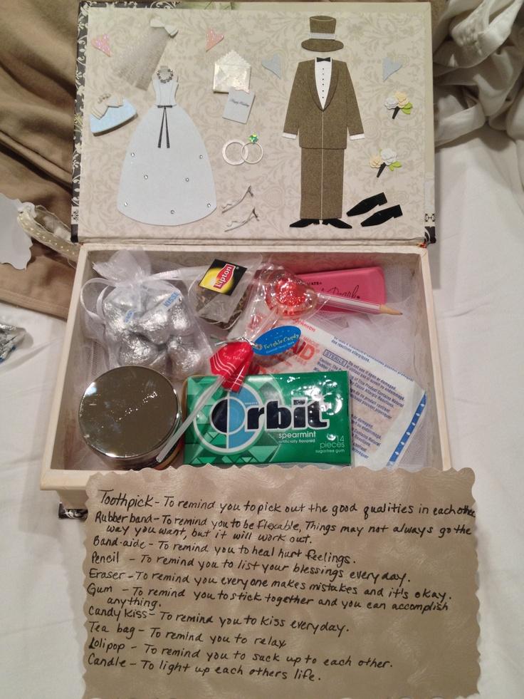 Wedding Night Survival Kit Ideas