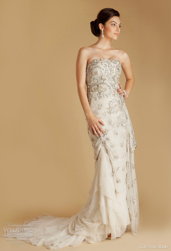 Awesome Indian Style Wedding Dresses Contemporary - Styles & Ideas ...