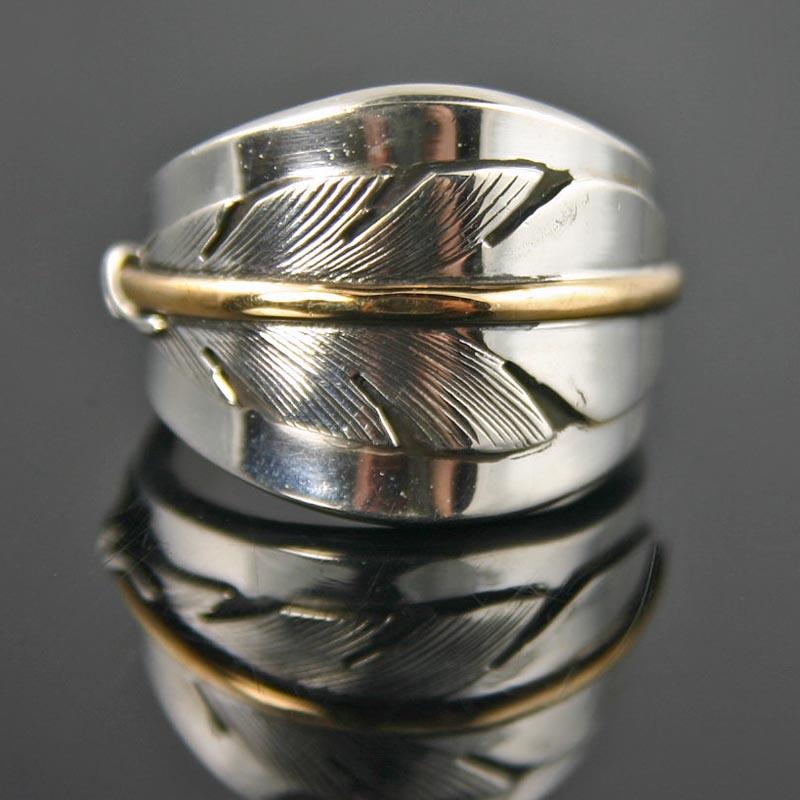 Ideal Native American Wedding Rings HB22