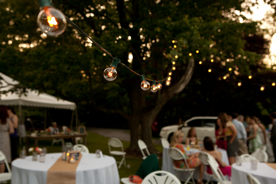 Outdoor Bbq Wedding Reception Ideas Images