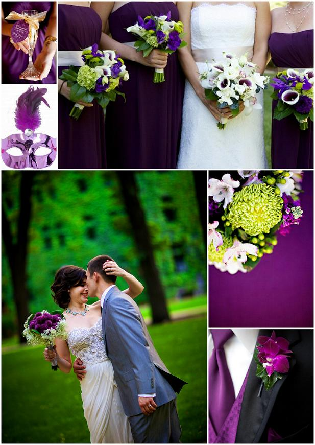 1000 Images About Purple Green Wedding On Emasscraft Org