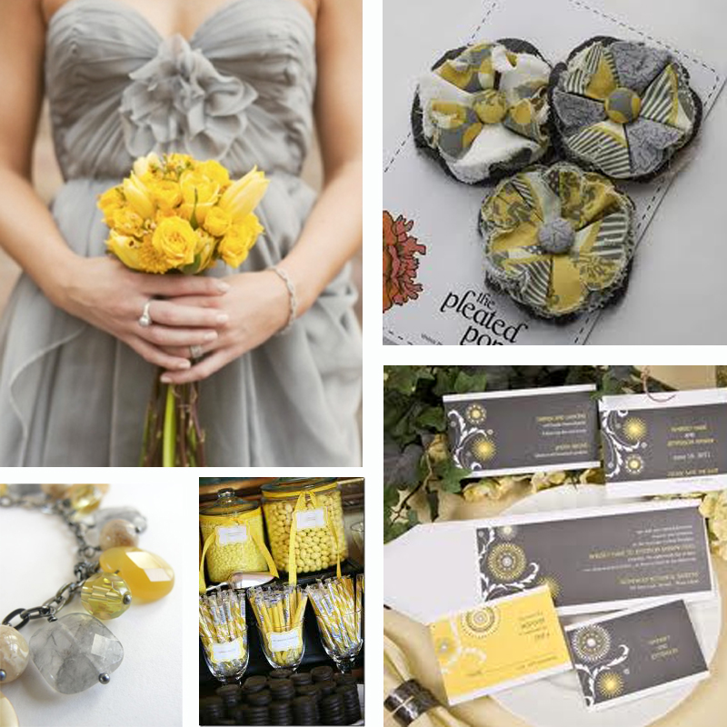 Gray and yellow wedding ideas 1000 images about yellow and grey wedding on emasscraft org mightylinksfo