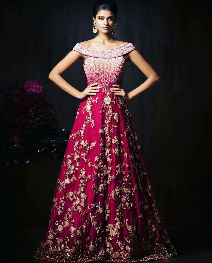 Best Dress For Indian Wedding Reception