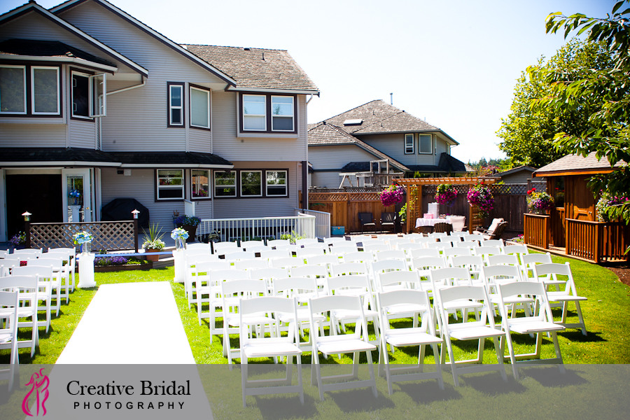 19 backyard wedding ideas pictures