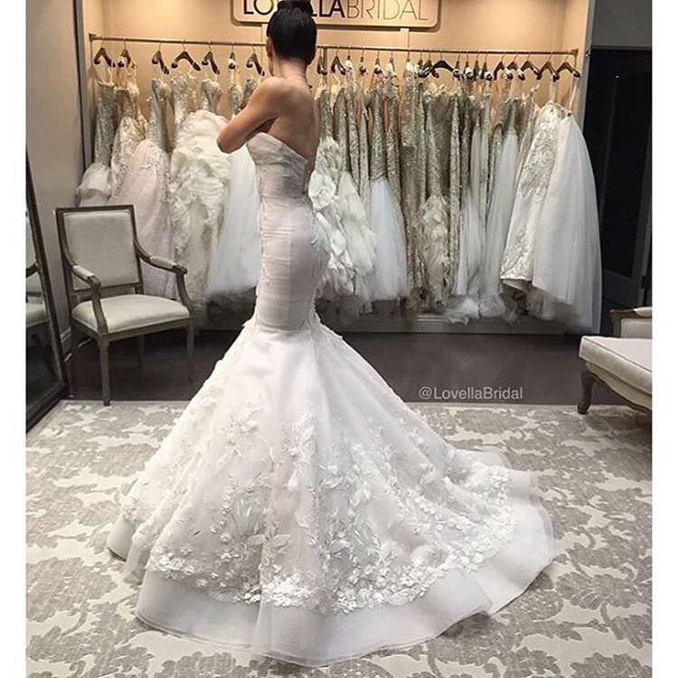 89c372d695c 26 Beautiful Fantasy Wedding Dresses – Emasscraft.org
