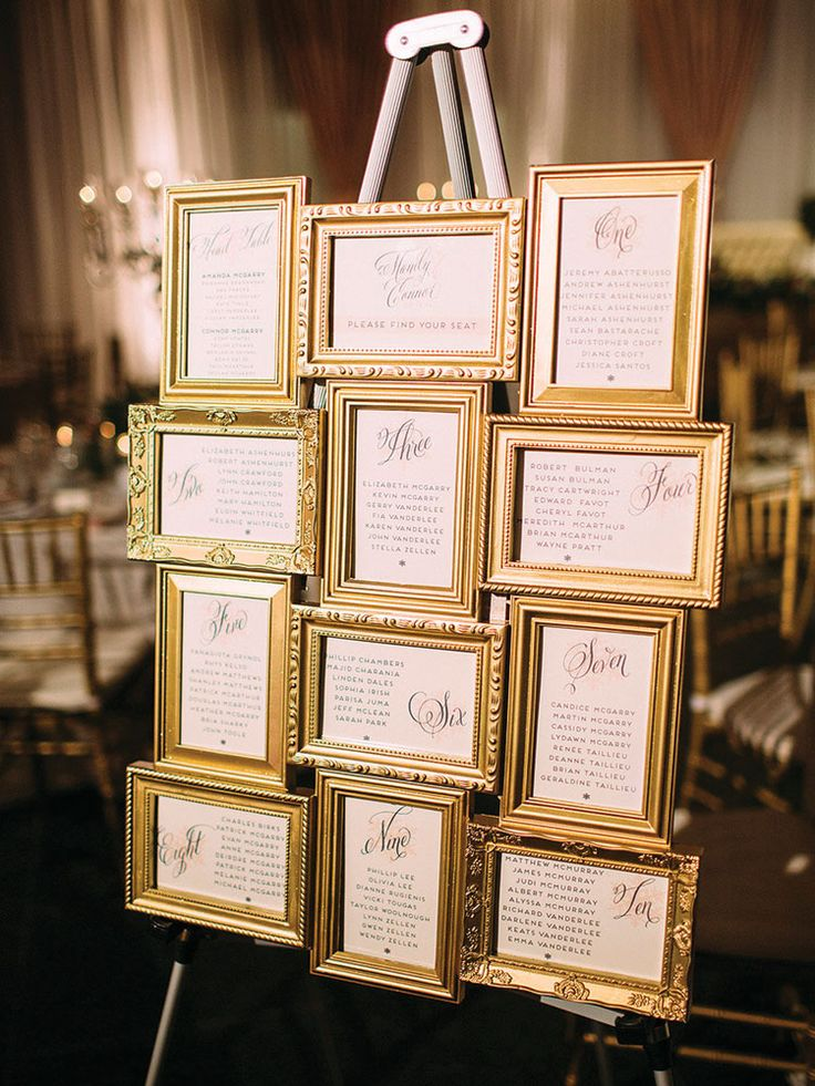 Wedding seating charts 30 most popular seating chart ideas for your wedding day junglespirit Images