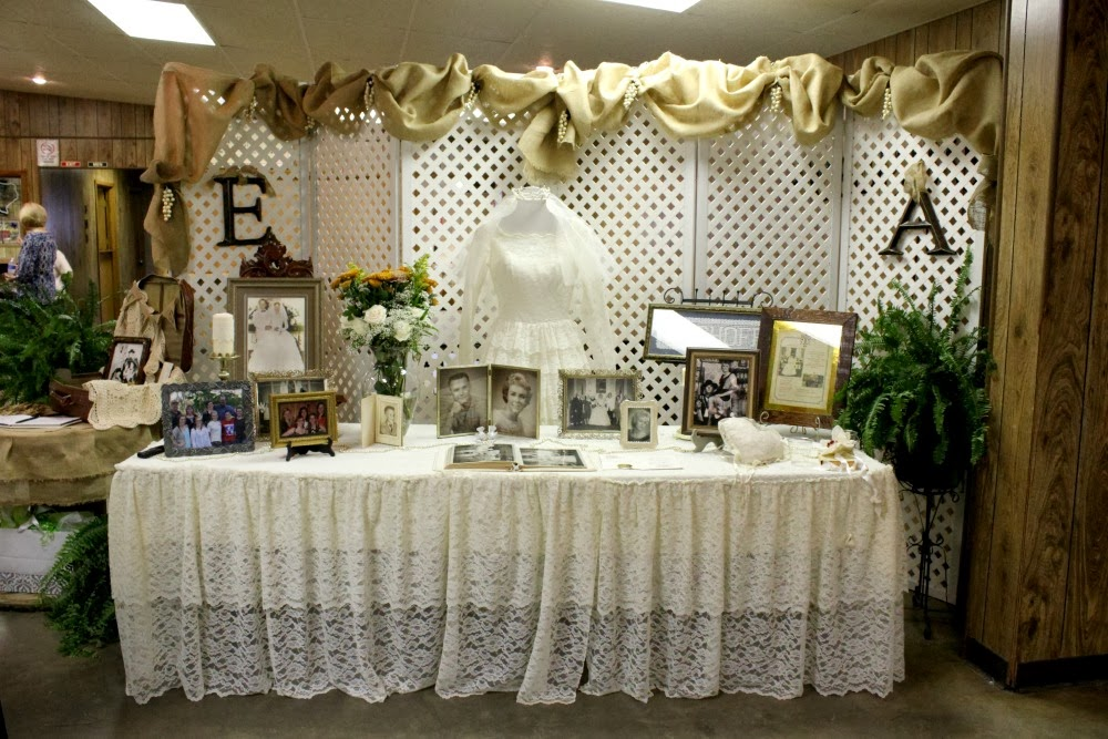 Anniversary Ideas For Parents >> 50th Wedding Anniversary Decorating Ideas