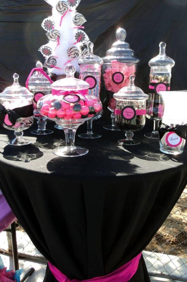 Black Wedding 78 Best Ideas About Hot Pink Centerpieces On Emasscraft Org