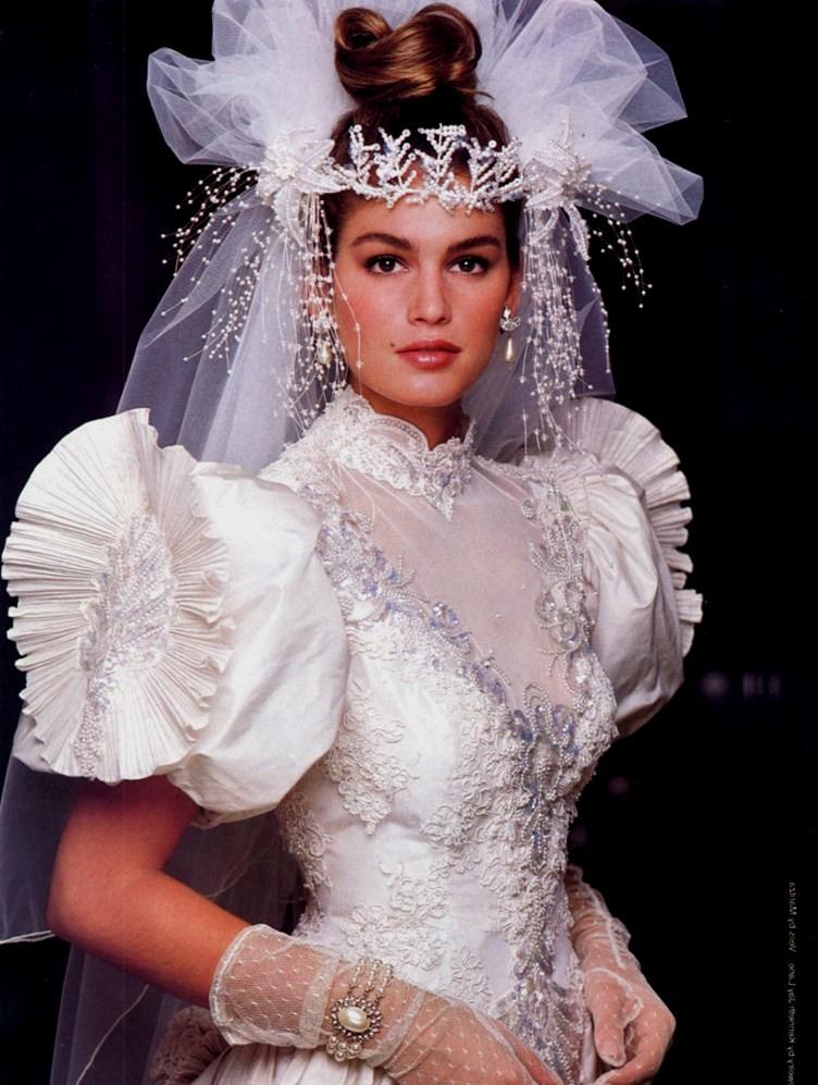 Wedding dress 80s wedding dress junglespirit Gallery