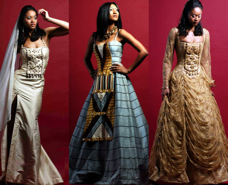 Enchanting African Style Wedding Gowns Ideas - Best Evening Gown ...