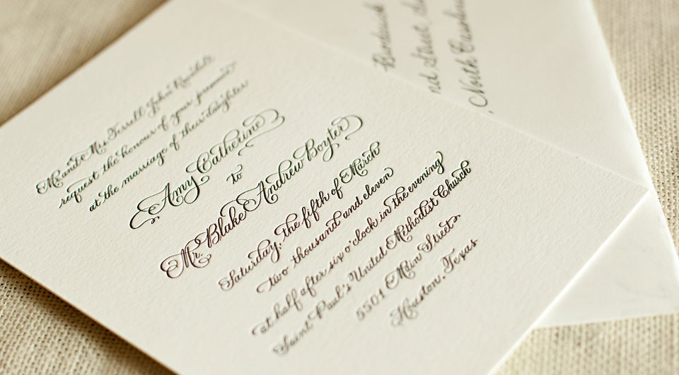 Classic Wedding Invitations – Classic Wedding Invitations