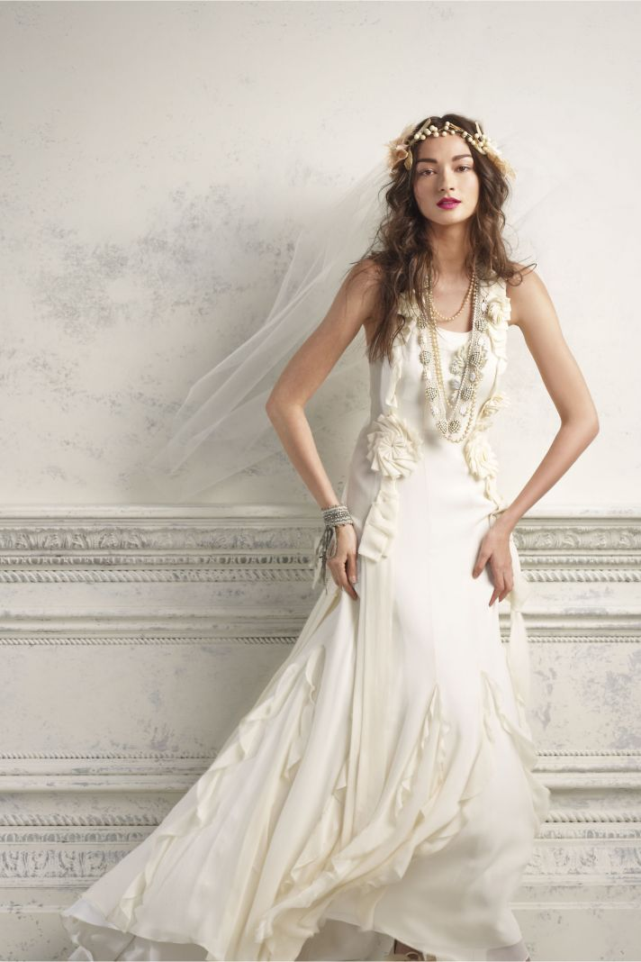 Anthropologie Style Wedding Dress – Emasscraft.org