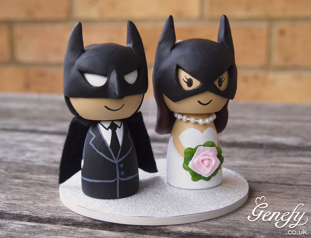 batman and batgirl wedding cake topper batman wedding cake topper 11113