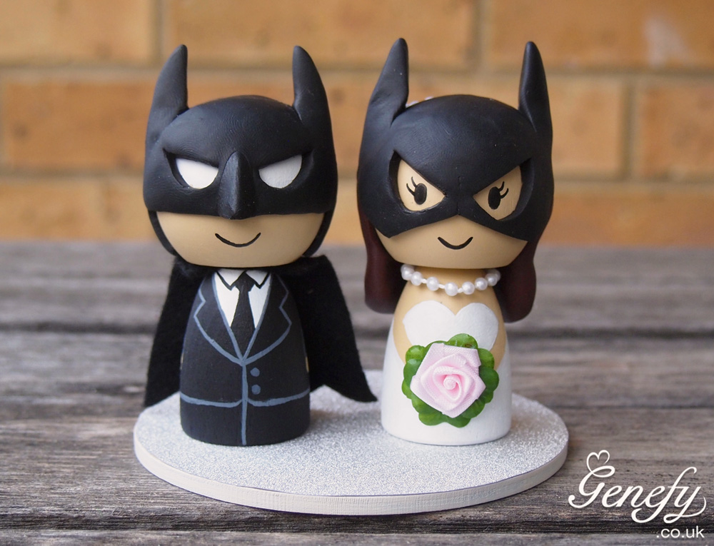 superhero wedding cake topper batman wedding cake topper 20609