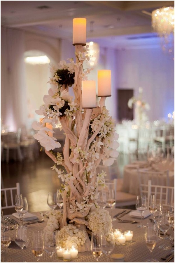 Beach themed wedding table decoration ideas emasscraft junglespirit Image collections