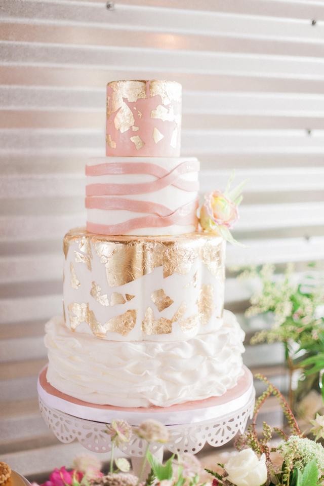 Pink and gold wedding blush pink and gold wedding junglespirit Choice Image