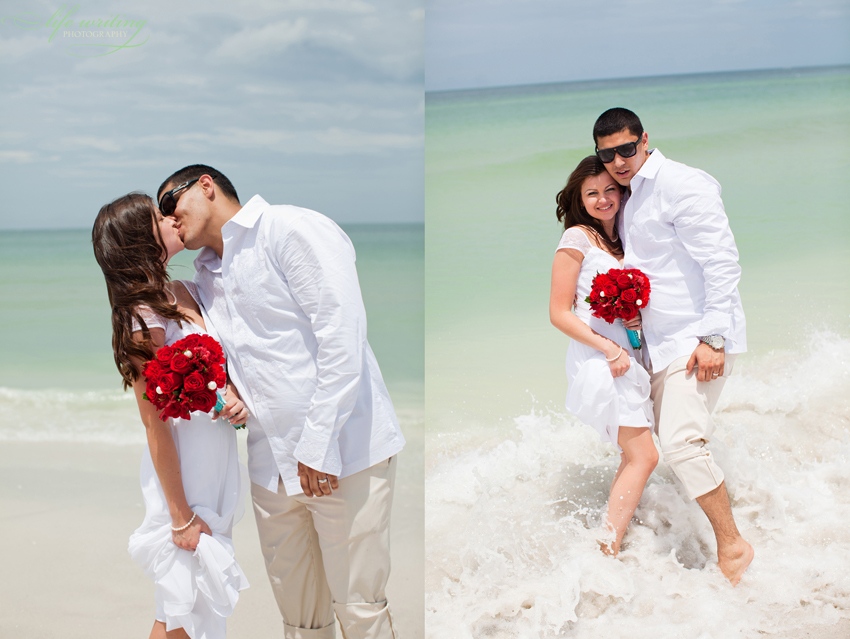 Beach Wedding Casual Attire